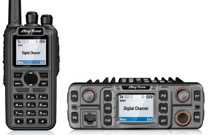 AnyTone announces the AnyTone AT-D868UV dual-band VHF and
