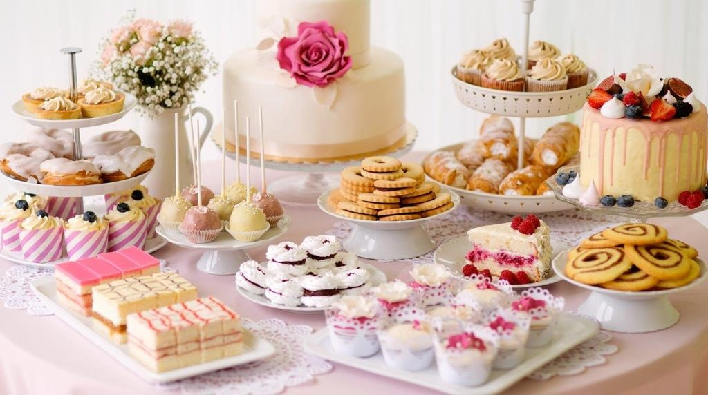 Dessert Bar Inspiration Virginia Weddings  Virginia Bride Magazine
