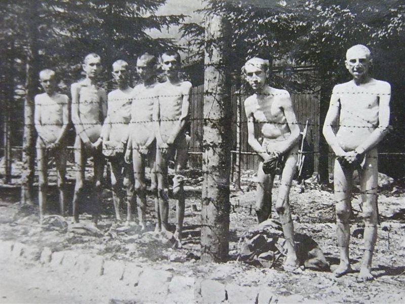 Prisioneros de Dachau