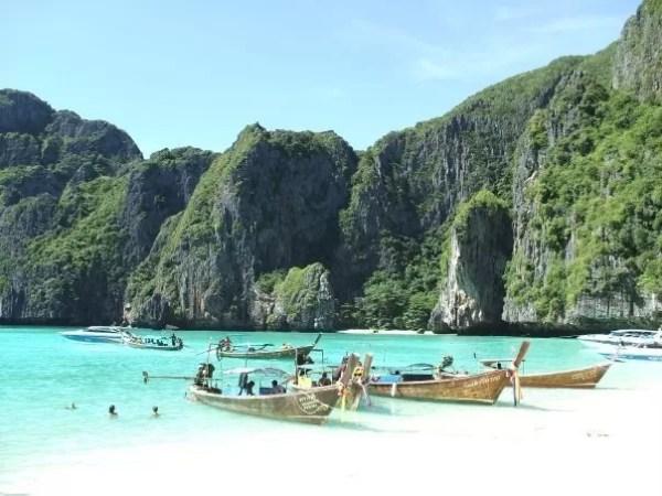Maya Bay à Koh Phi Phi
