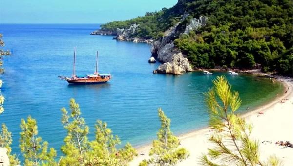 Découvrir la côte turque en caïque
