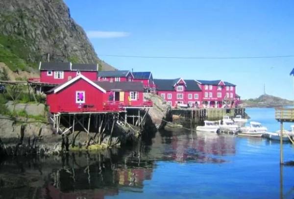 Visiter les petits ports de la Norvège en cargo