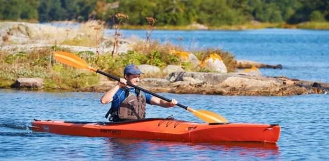 kayak à Sea Point