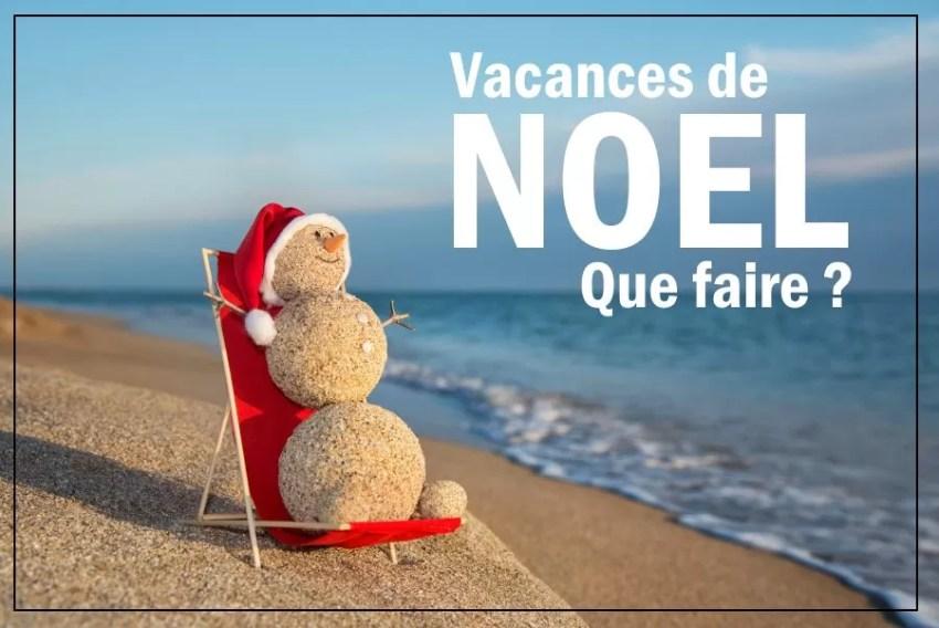 voyage noel vacances