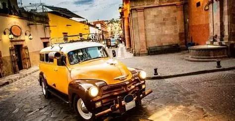 mexique voiture
