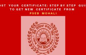 pseb duplicate certificate apply
