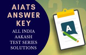 aakash aiats answer key 2019