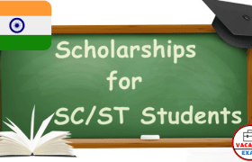 scholarship for sc st