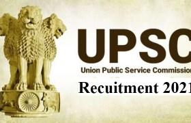 upsc recruitment deputy director