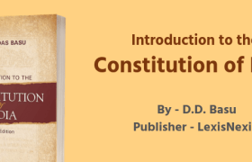 dd basu constitution of india
