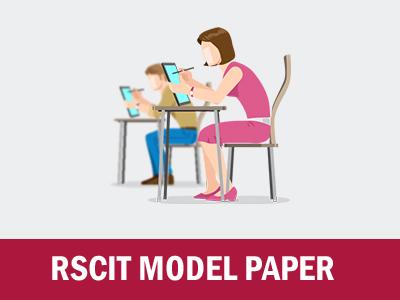 rscit model paper