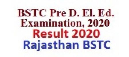 BSTC Answer Key 2020, BSTC Answerkey 2020