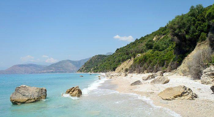 Saranda mare alla scoperta delle meravigliose spiagge di
