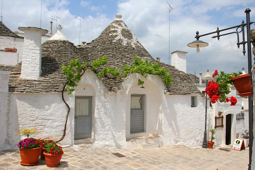 Vacanze in Trullo Puglia Cisternino Ostuni Alberobello Martina Franca Locorotondo