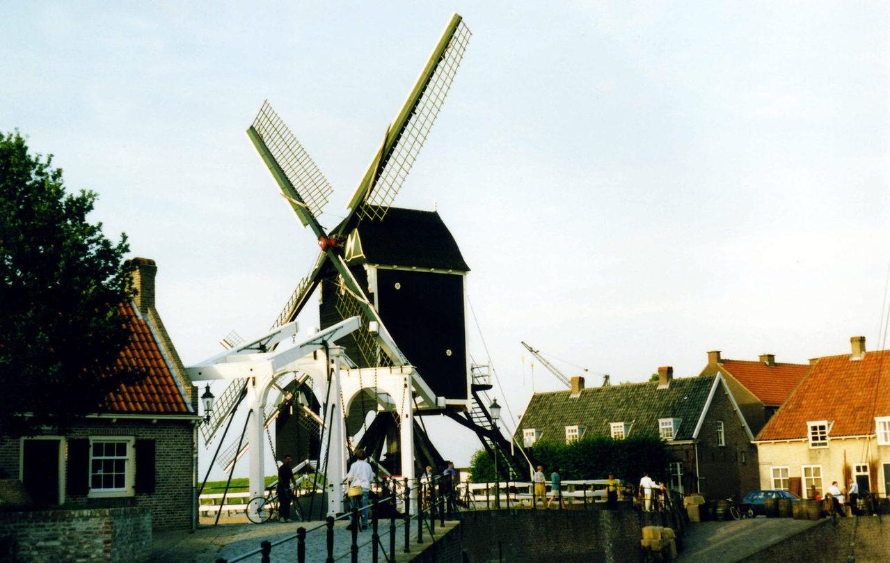 Mulini a vento di Amsterdam