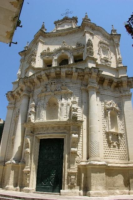 Chiese a Lecce di Lecce