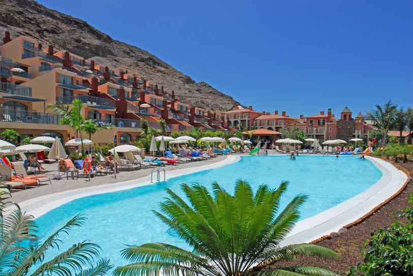 Puerto Mogan Valley Resort Villaggio turistico a Puerto Mogan Gran Canaria isole canarie