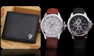 portafoglio+orologio