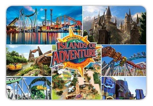 Universal's Islands of Adventure (Orlando): prezzi biglietti, sconti ed offerte