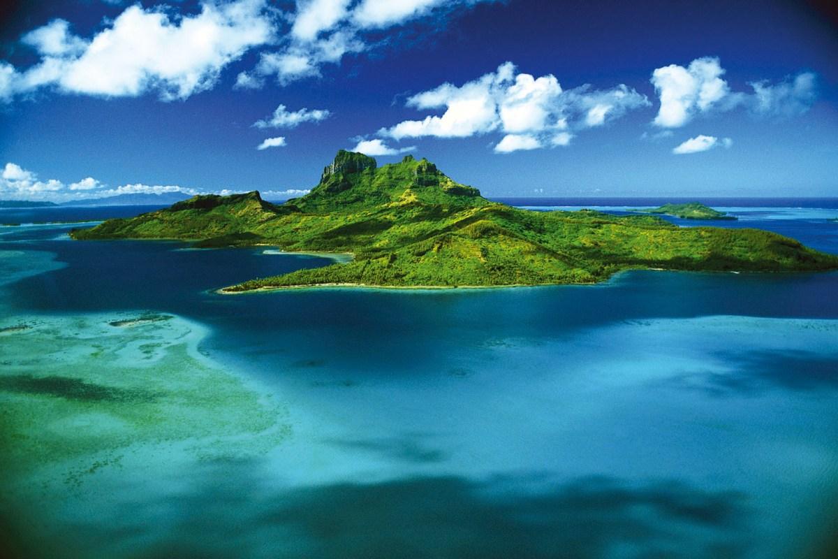 oceano pacifico vacanze singolari
