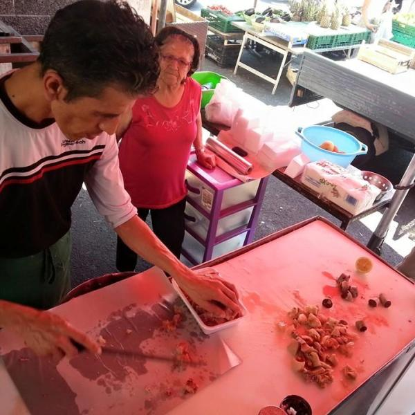 street food tour a palermo