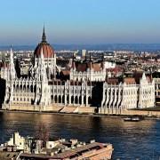 Capodanno a Budapest da Catania