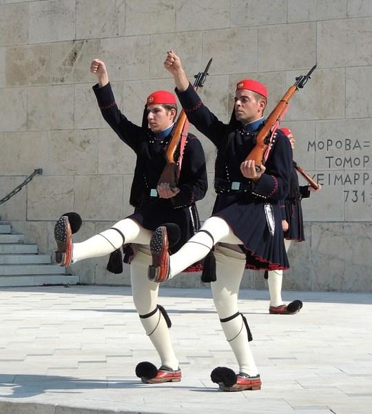 Atene con volo da Catania