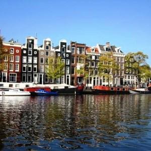 Vacanze in bicicletta in Olanda: Amsterdam