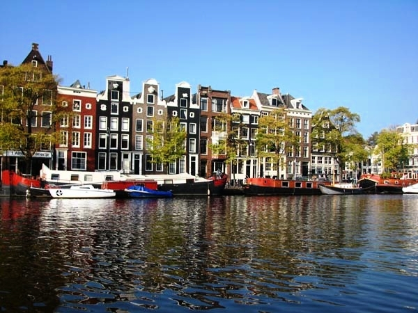 Tour dell'Olanda: Amsterdam