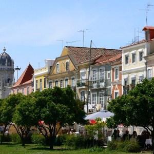 Vacanze in bicicletta a Lisbona