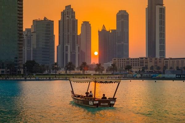 Speciale Dubai con volo da Catania