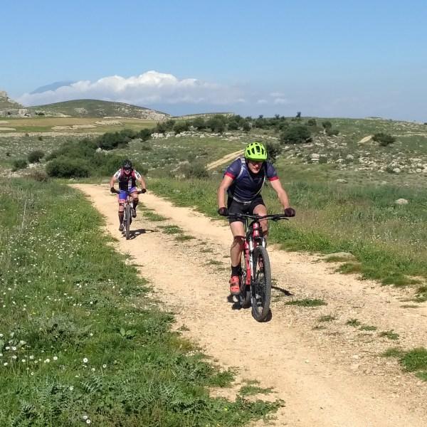 The Sicilian Baroque Hike and Bike Tour