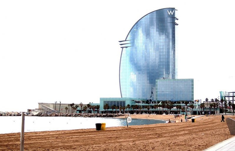 Hotel a Barcellona-hotel vela