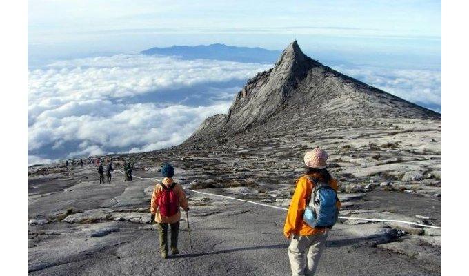 mount kinabalu, kota kinabalu, malaysia. Malaysia Mount Kinabalu With Summit Tour