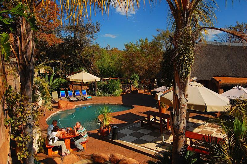 South Africa Lodge Vacation Rentals Gauteng