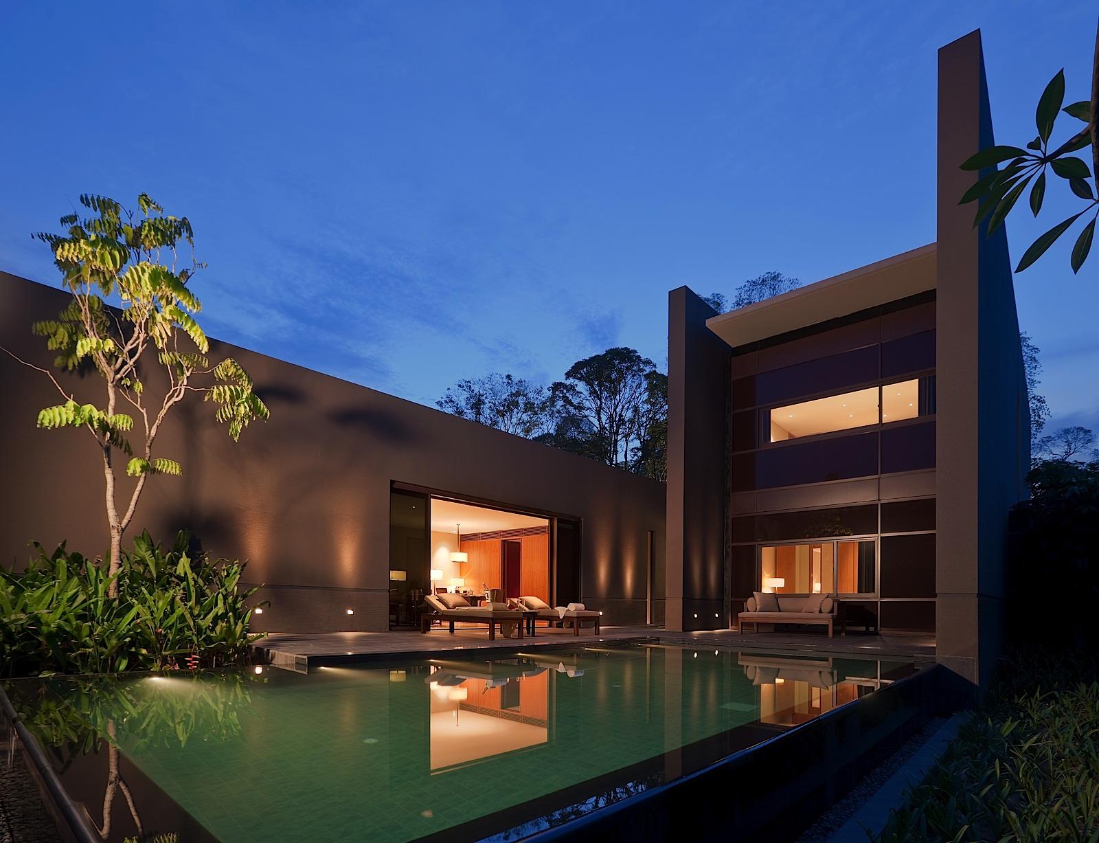 3d Stone Wallpaper Malaysia Singapore Vacation Rentals Luxury Bungalow Sentosa Island