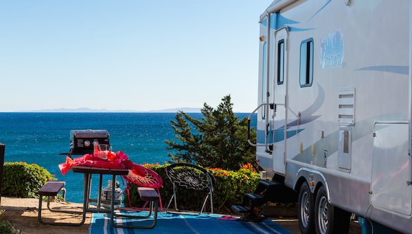 RV Packing List RV essentials checklist for weekenders snowbirds and voyagers