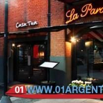 Restaurants en buenos aires