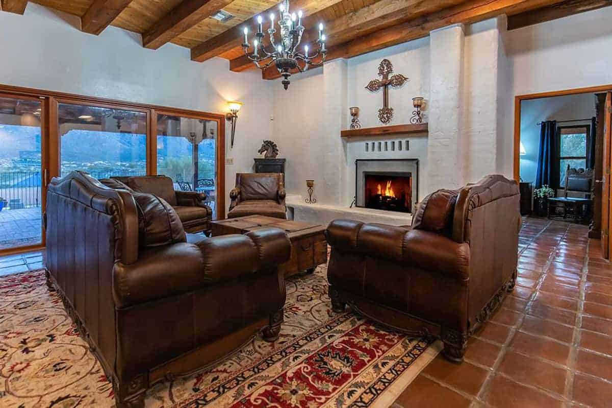 The Ranch Family Room View