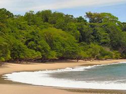 Manuel Antonio Park Beach