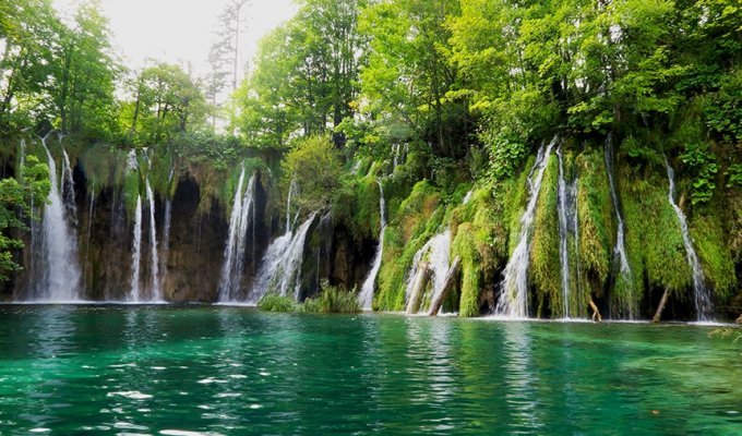 Hd Fall Wallpaper Backgrounds Parc National Des Lacs De Plitvice