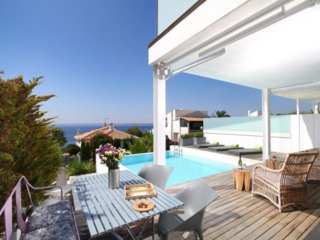 Location Villa Majorque Piscine Prive Bord De Mer