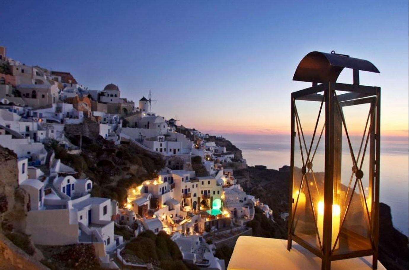 Grece Location Vacances Santorin Suite de Luxe Caldera Oia