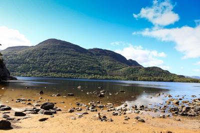 Lake Beaches in Killarney National park