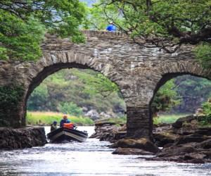 Boat trips Killarney
