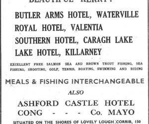 History killarney hotels