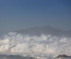 Rough Seas in Ireland