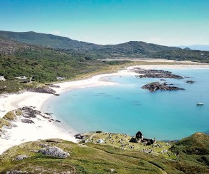 Wild Atlantic way, Derrynane