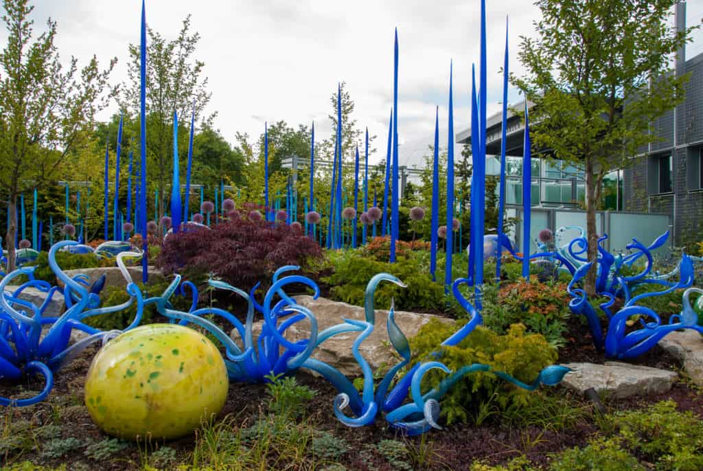 Chihuly garden and glass at seattle center; Chihuly Garden And Glass Tourist Pass