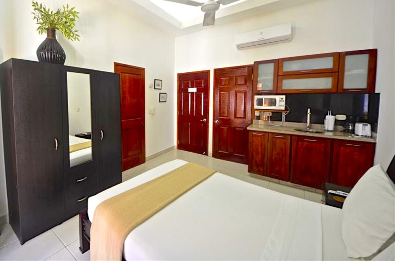 Moneda Apartments, studio, Cartagena, Colombia